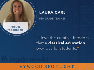 Laura Carl Spotlight