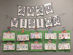 2020 Visions from Ivywood first graders