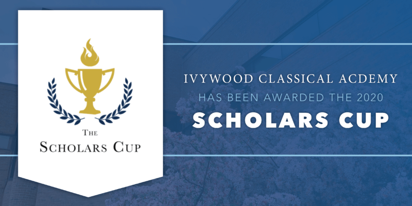 Ivywood Classical Academy has been awarded the Scholar's Cup